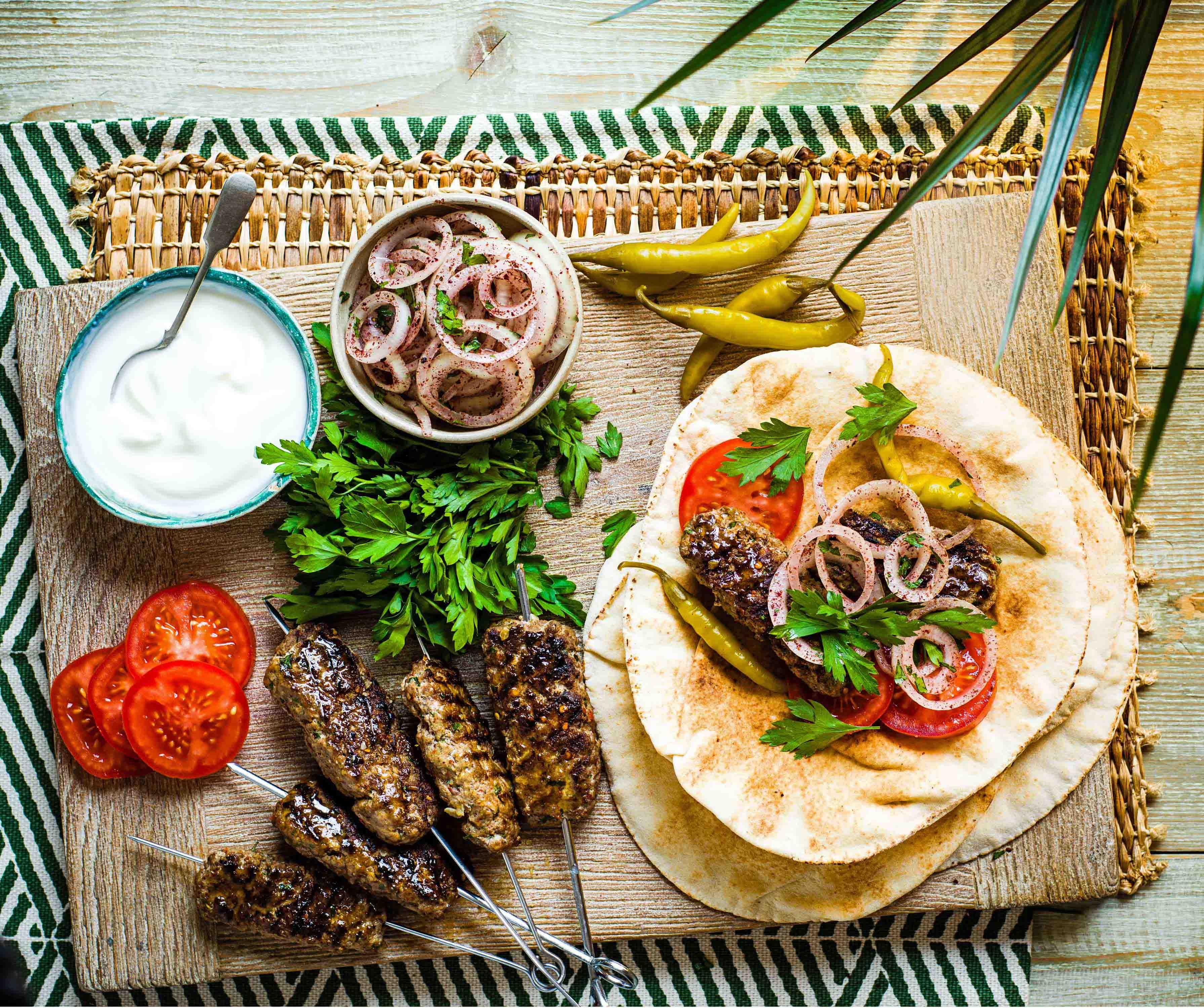 Rețetă Kebab Miel Turcesc