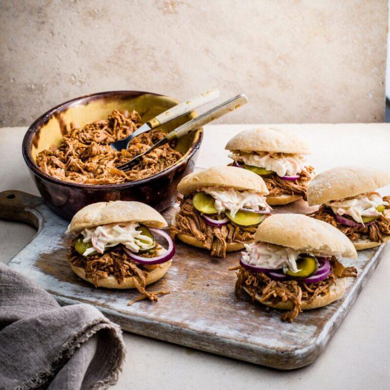 Rețetă de carne de porc ușoară cu aragaz lent