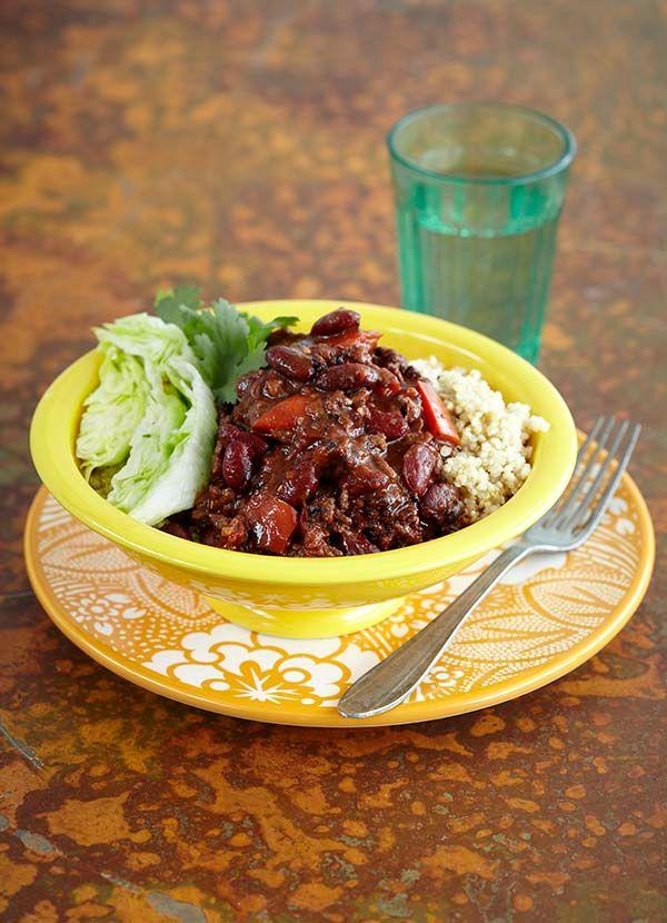 Rețetă Easy Chilli Con Carne
