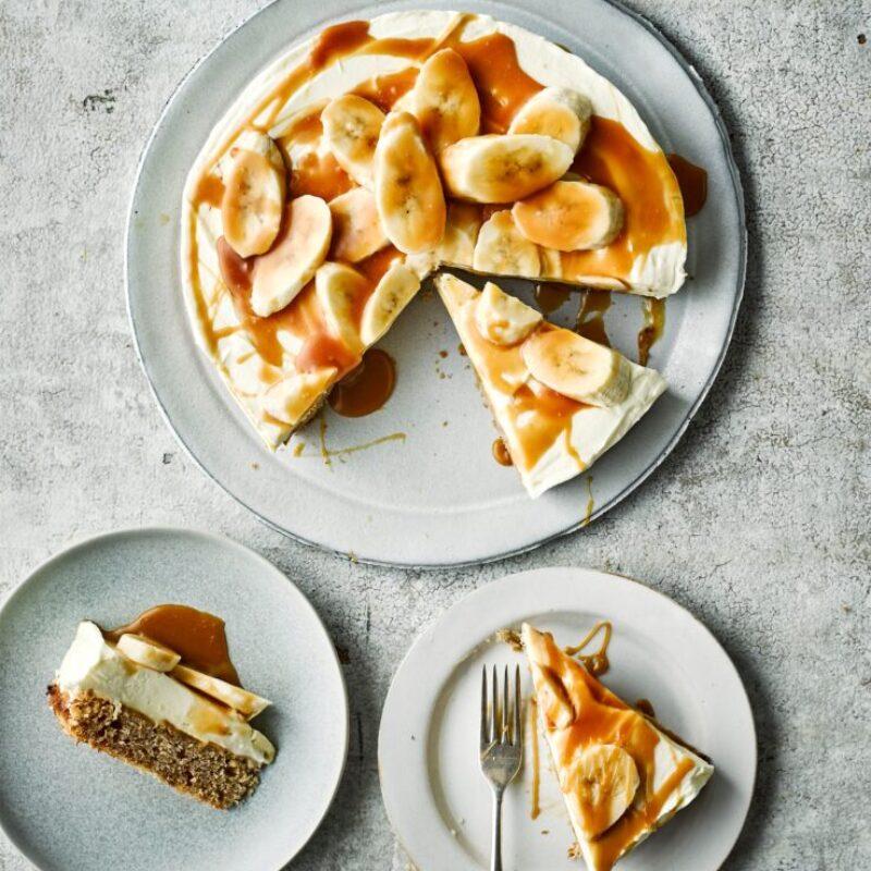 Rețetă de brânză cu pâine cu banane