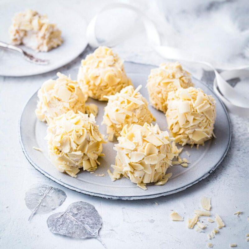 Ciocolată albă Baileys aux merveilleux