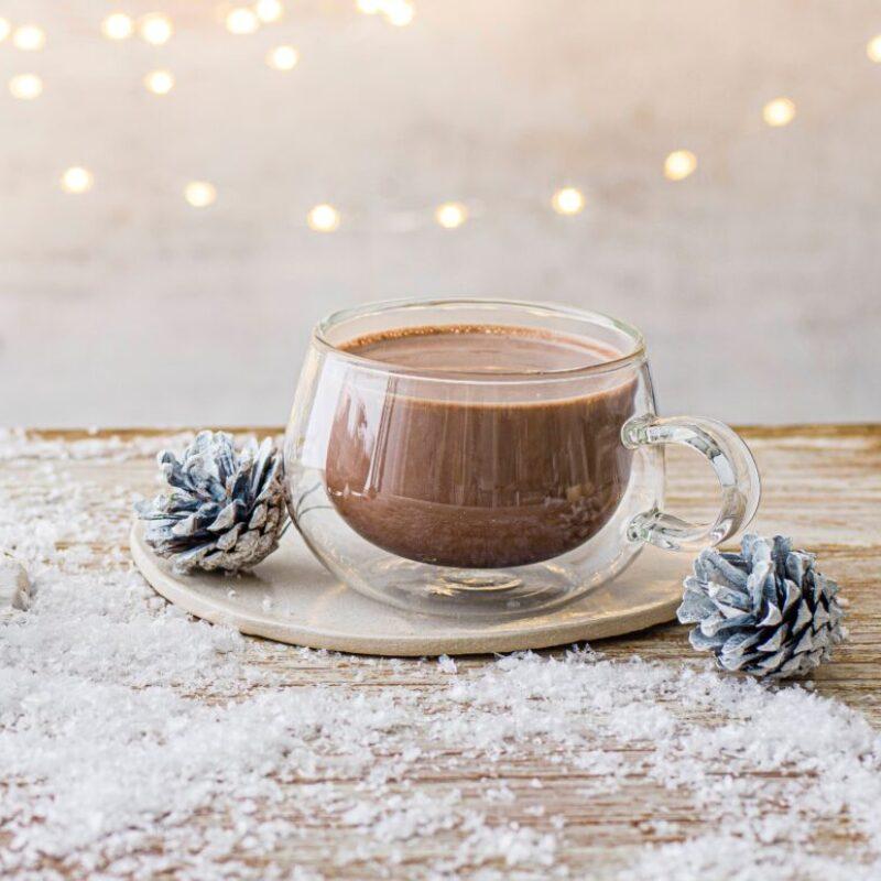 Rețetă de ciocolată fierbinte afumată