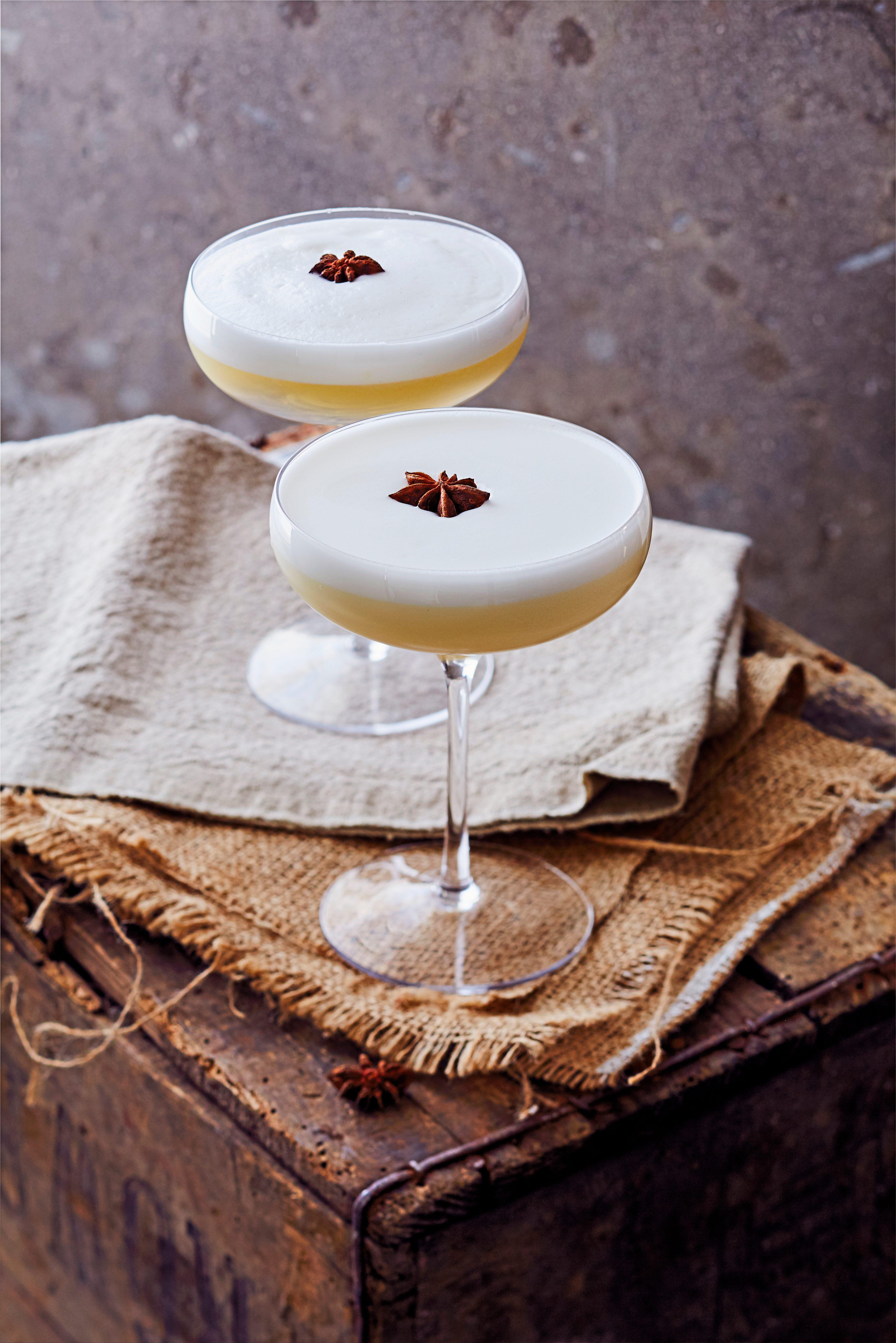 Rețetă de cocktail cu pere condimentate