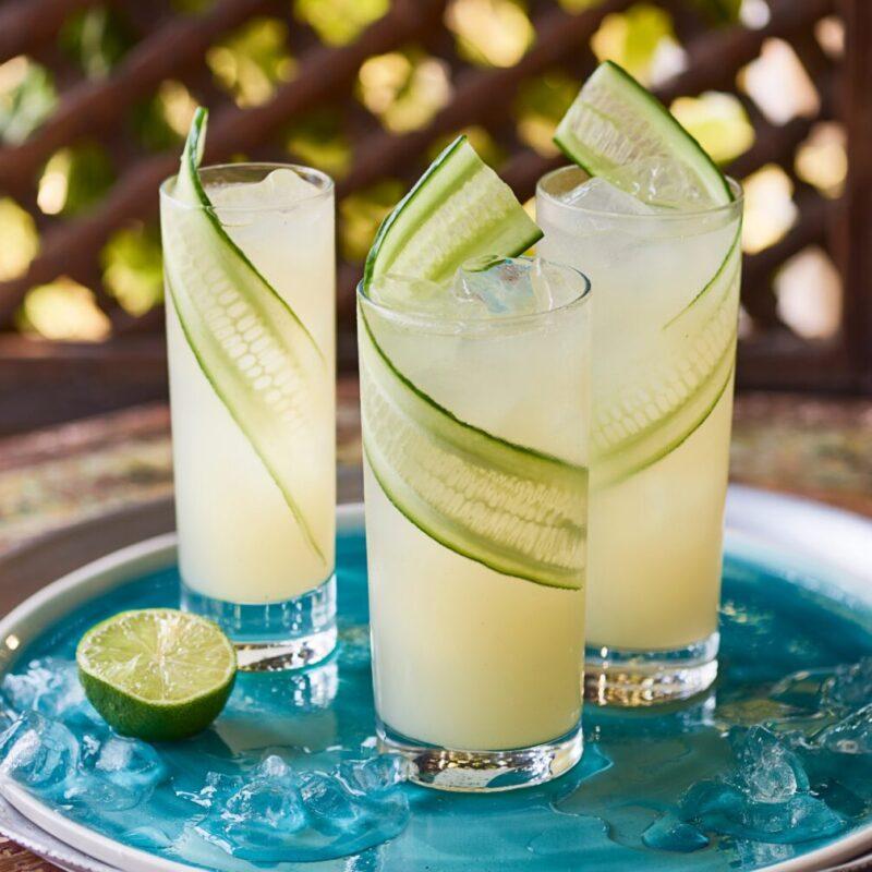 Cocktail englezesc de grădină