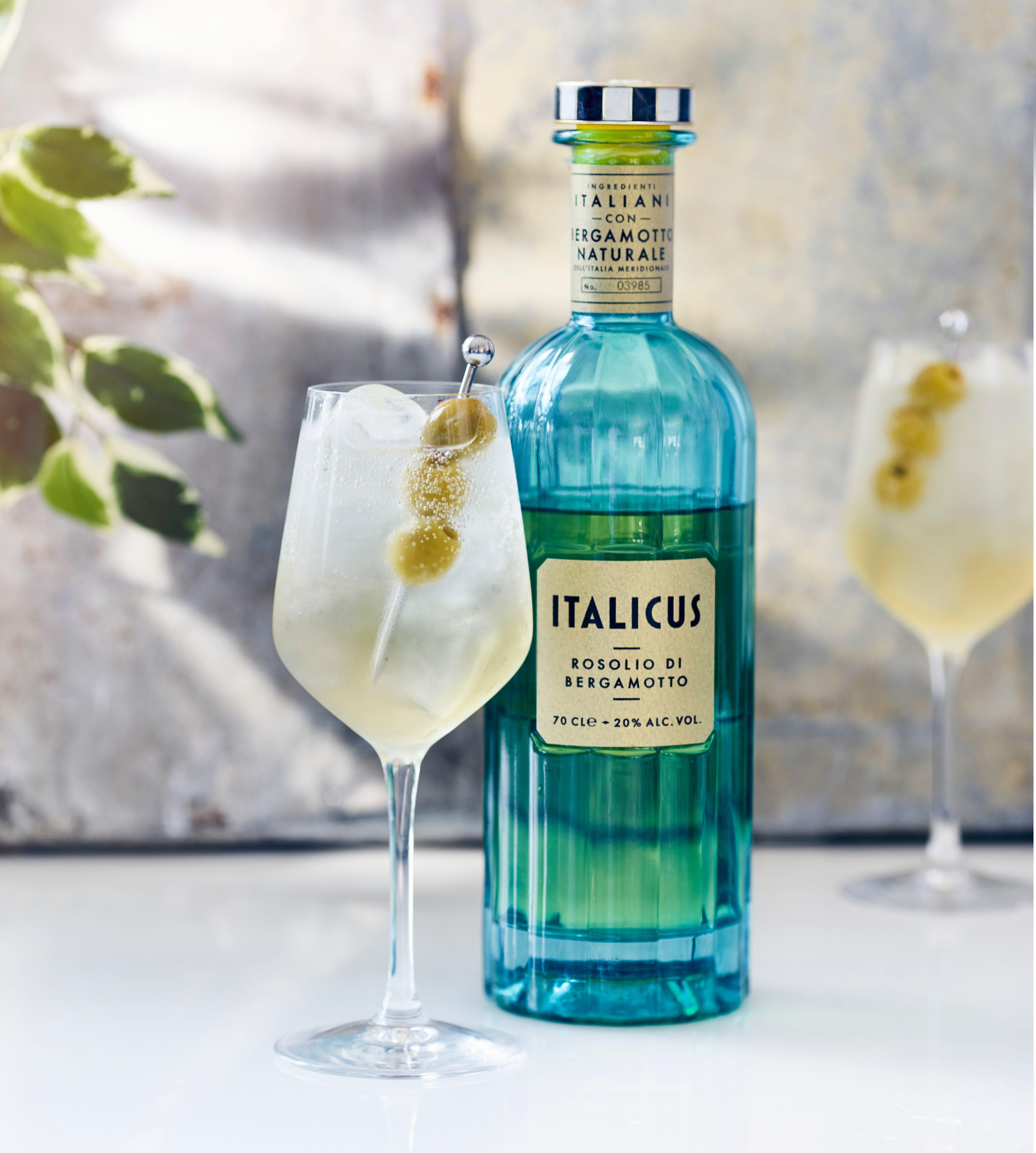 Rețetă italiană de cocktail Prosecco