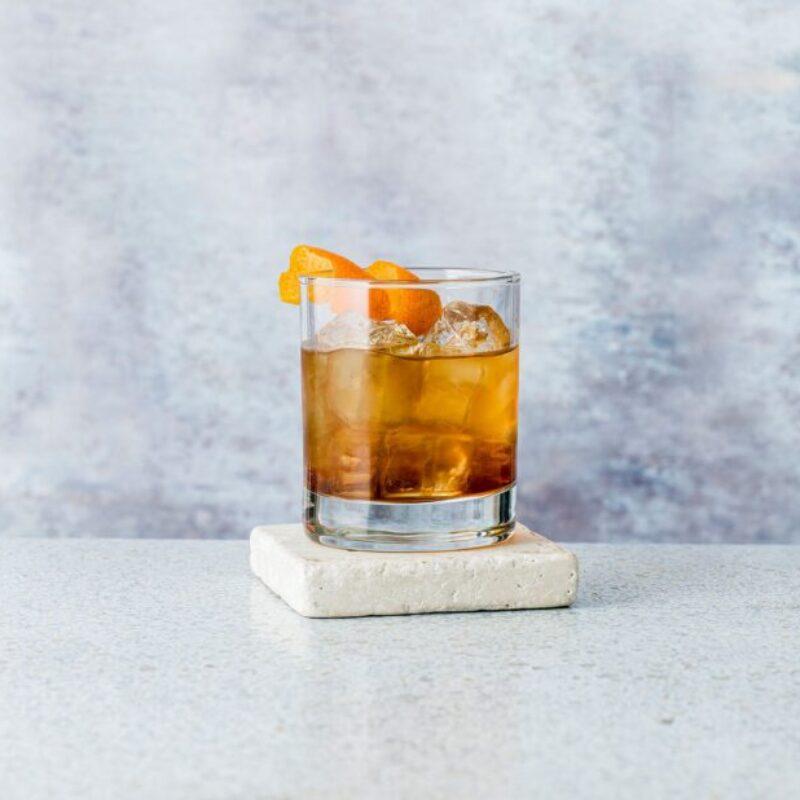 Rețetă simplă de cocktail de modă veche