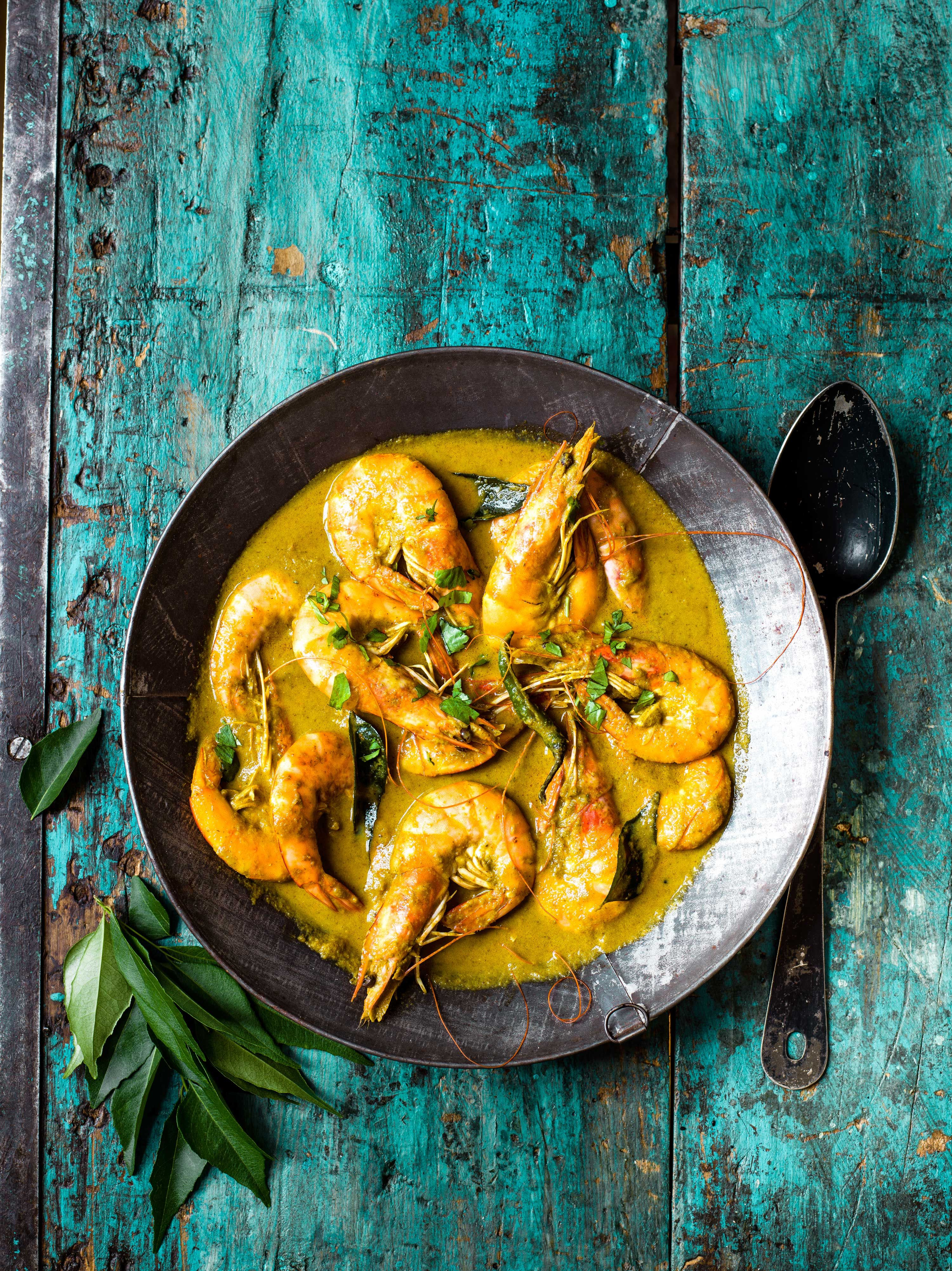 Rețetă Goan Prawn Curry