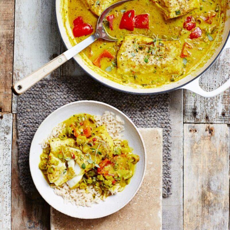 Cele mai bune rețete de curry de pește
