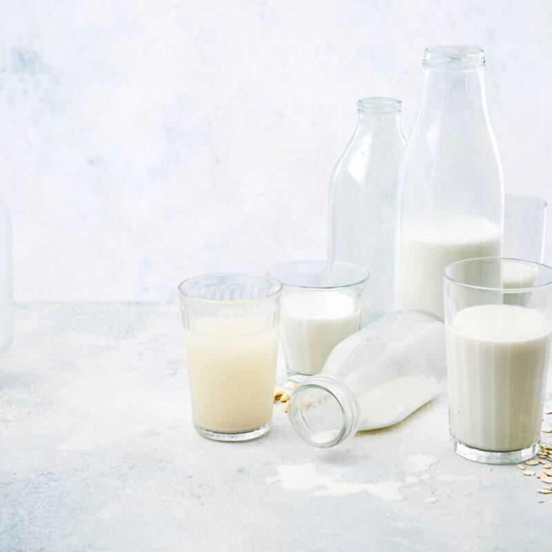 Rețete de lapte de plante