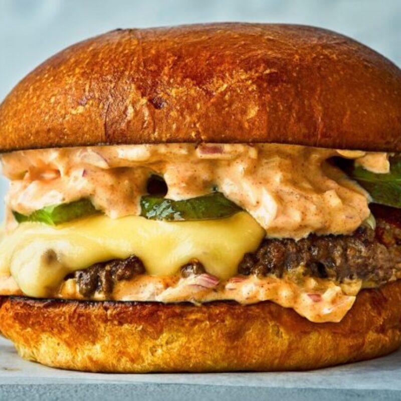 Cea mai bună rețetă de Cheeseburger