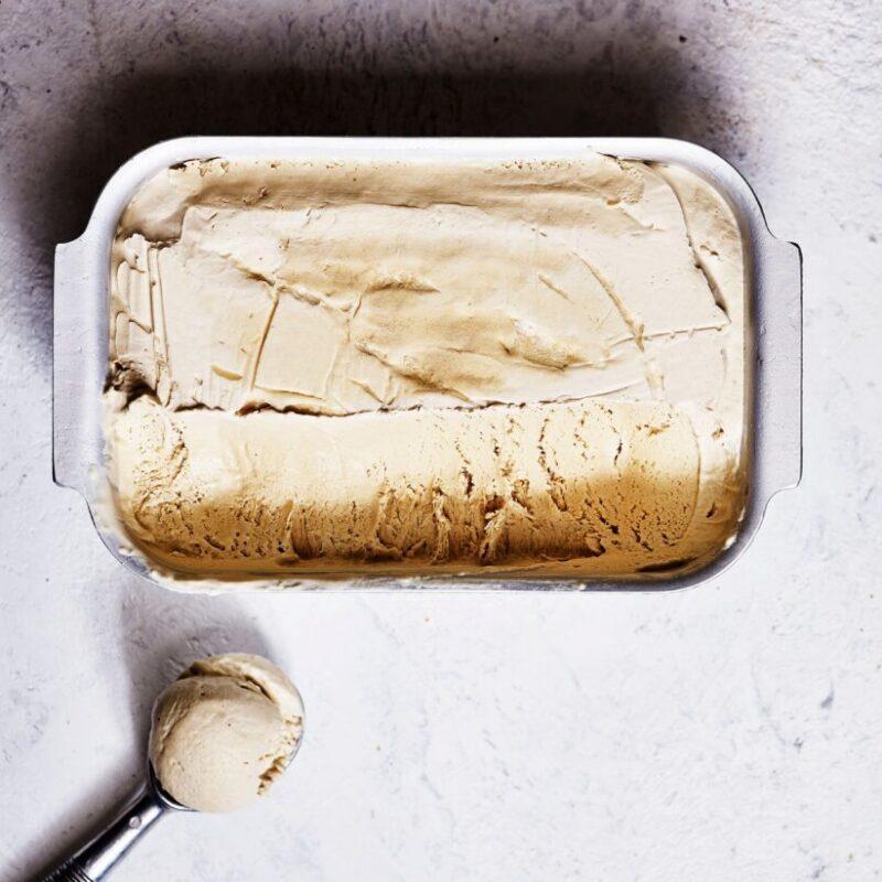 Rețetă de înghețată de cafea