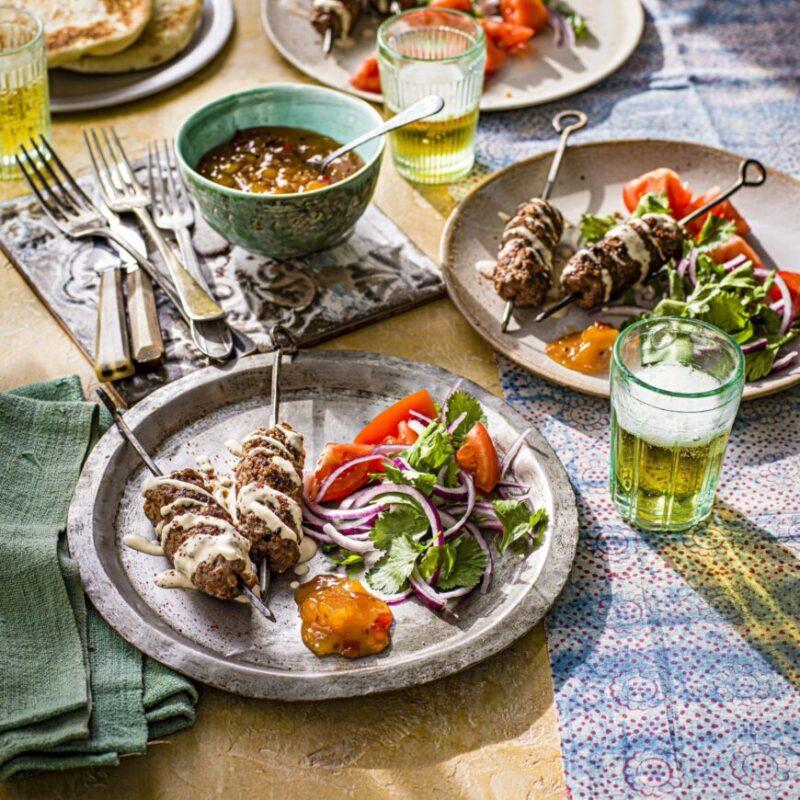 Rețetă kebab de carne de vită irakiană