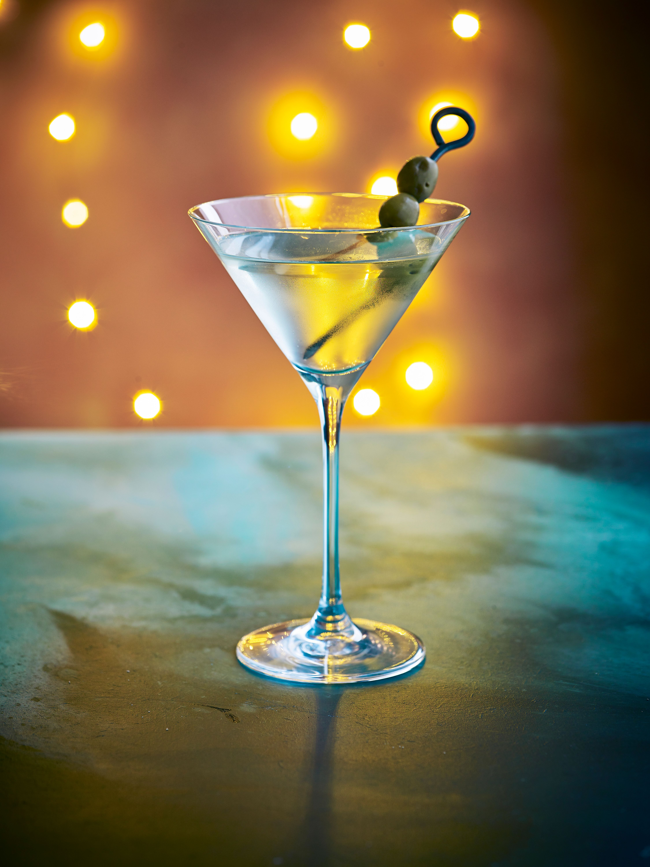 Rețetă Dirty Gin Martini Cocktail