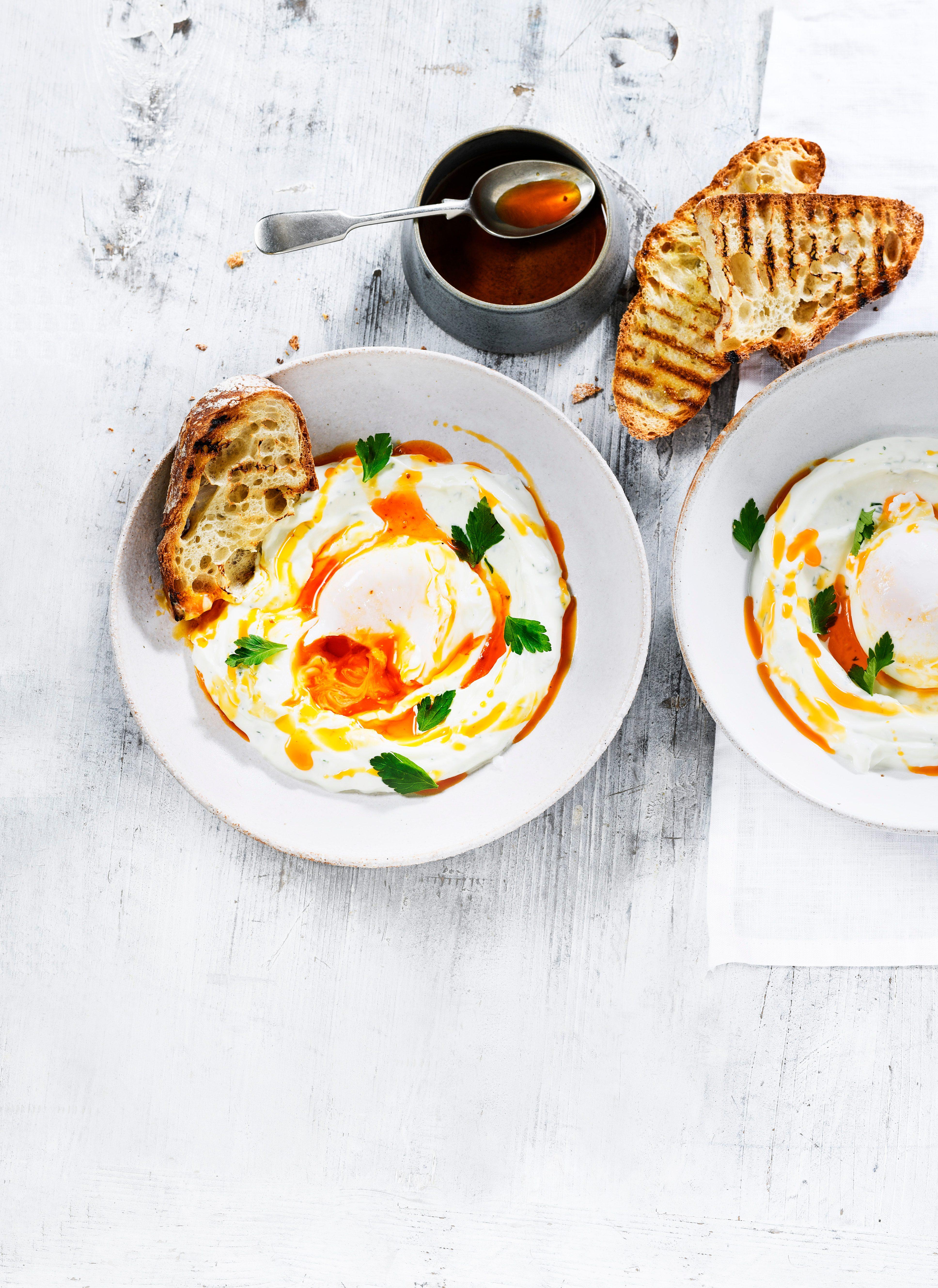 Rețetă ouă turcești