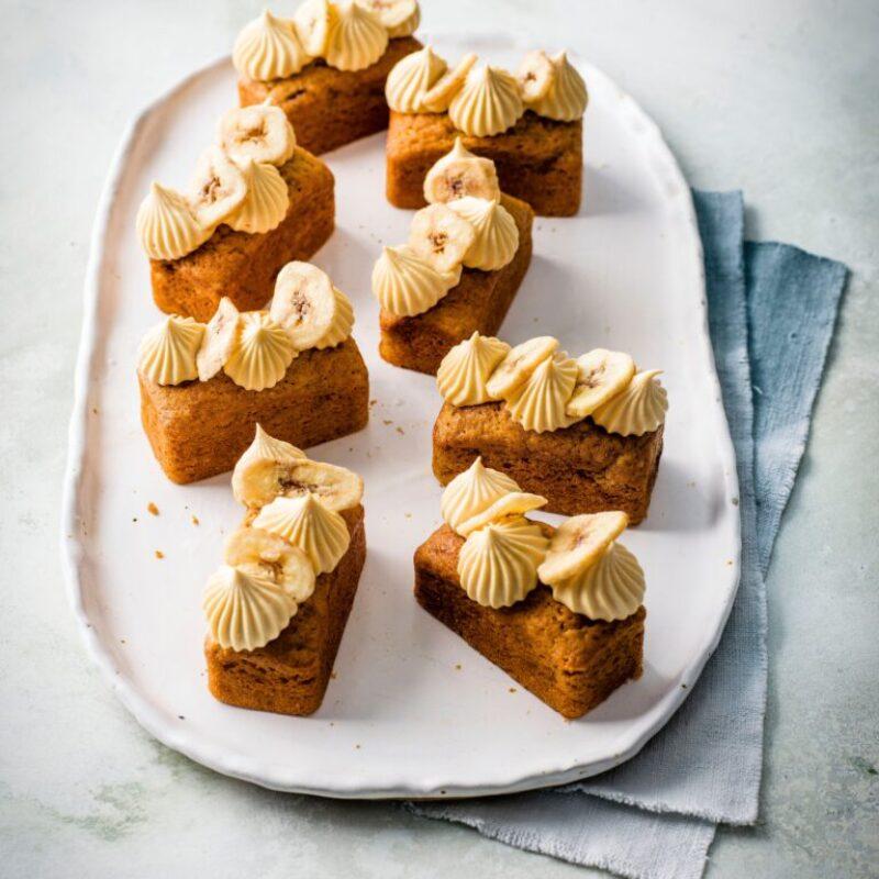 Dulce De Leche Rețetă Pâine cu Banane