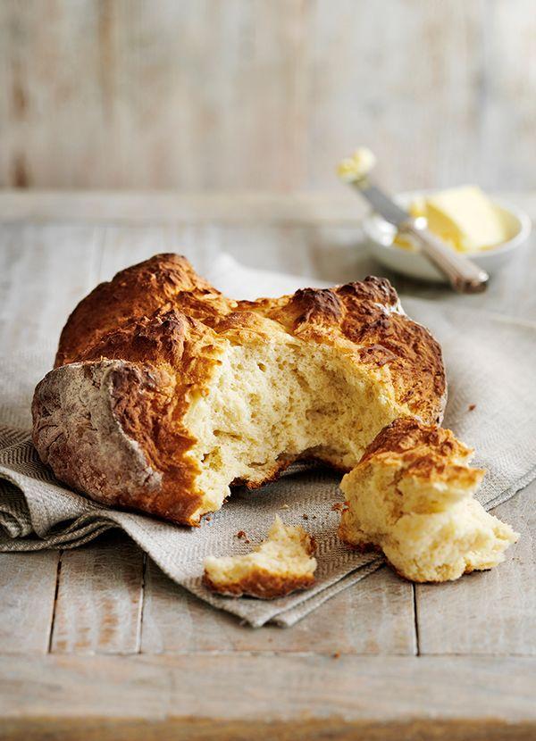 Rețetă irlandeză de pâine cu sodă