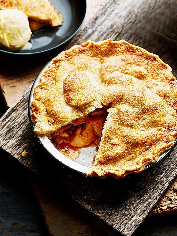 Rețetă ușor de plăcintă cu mere