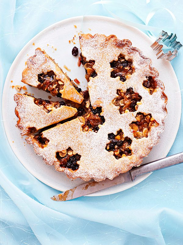 Rețetă Boozy Mincemeat Pie