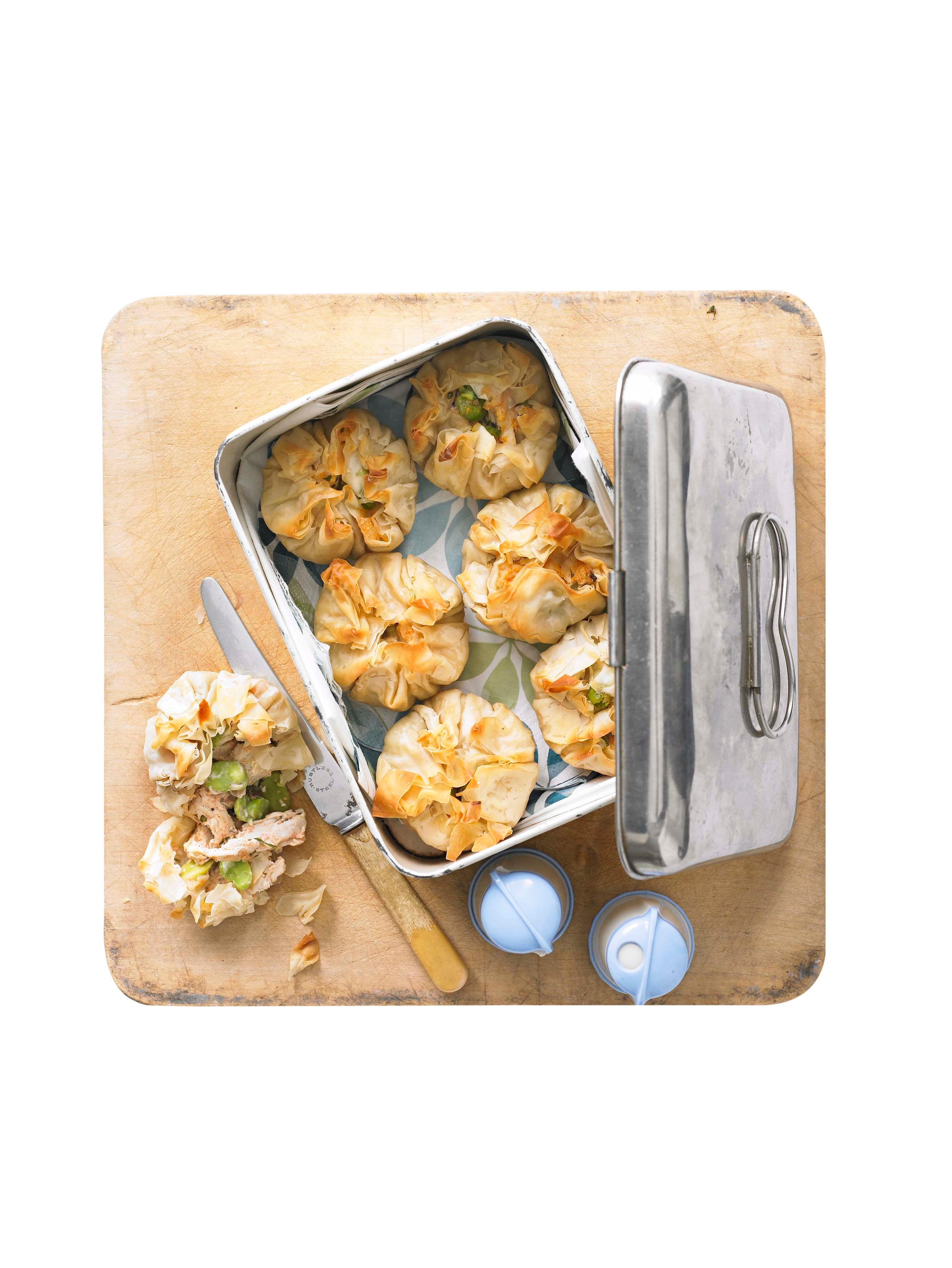 Rețetă de plăcinte cu picnic de pui