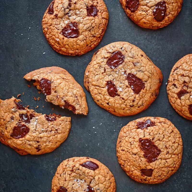 Cea mai bună rețetă de cookie-uri cu ciocolată
