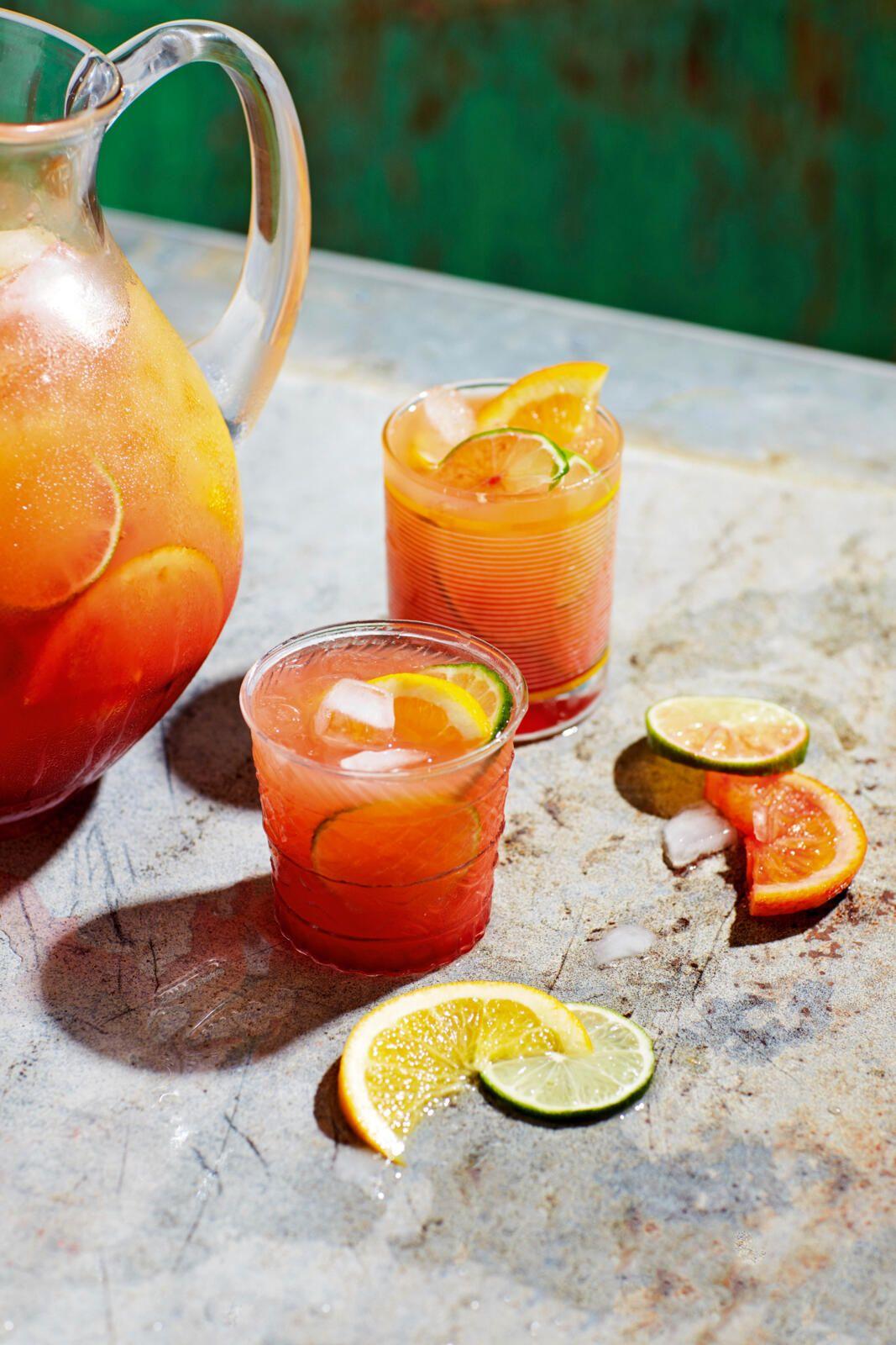 Rum Punch Jamaican din flava originală
