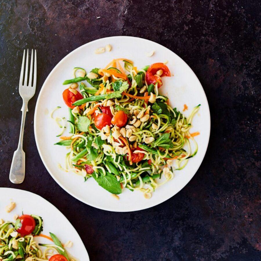 Rețetă de salată Courgetti