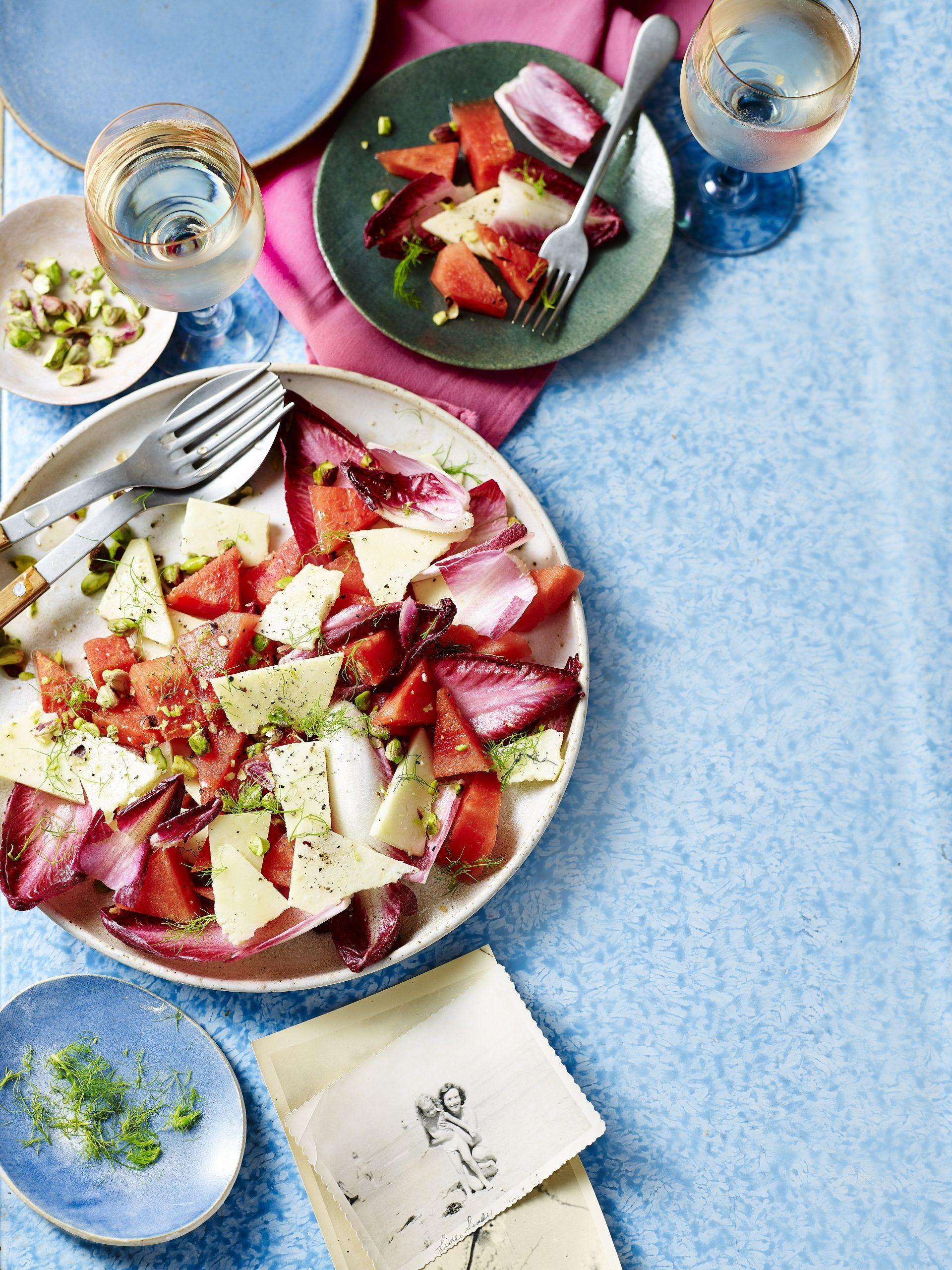 Salată de pepene verde