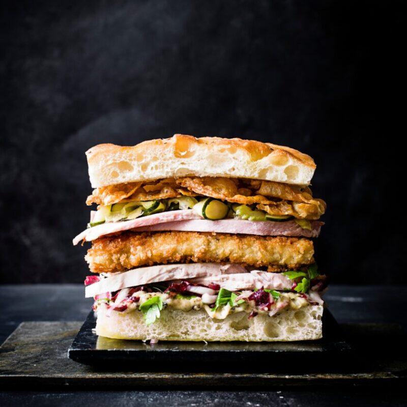 Rețetă Sandwich Turcia