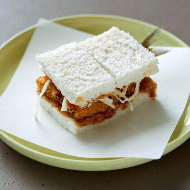 Rețetă Sandwich Katsu cu Sardine