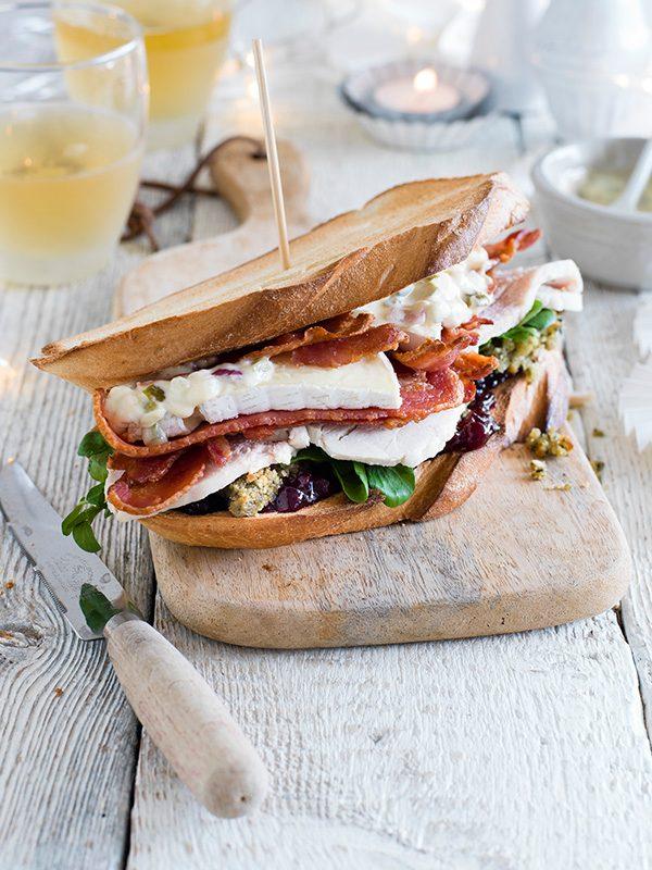 Rețetă Sandwich de Crăciun