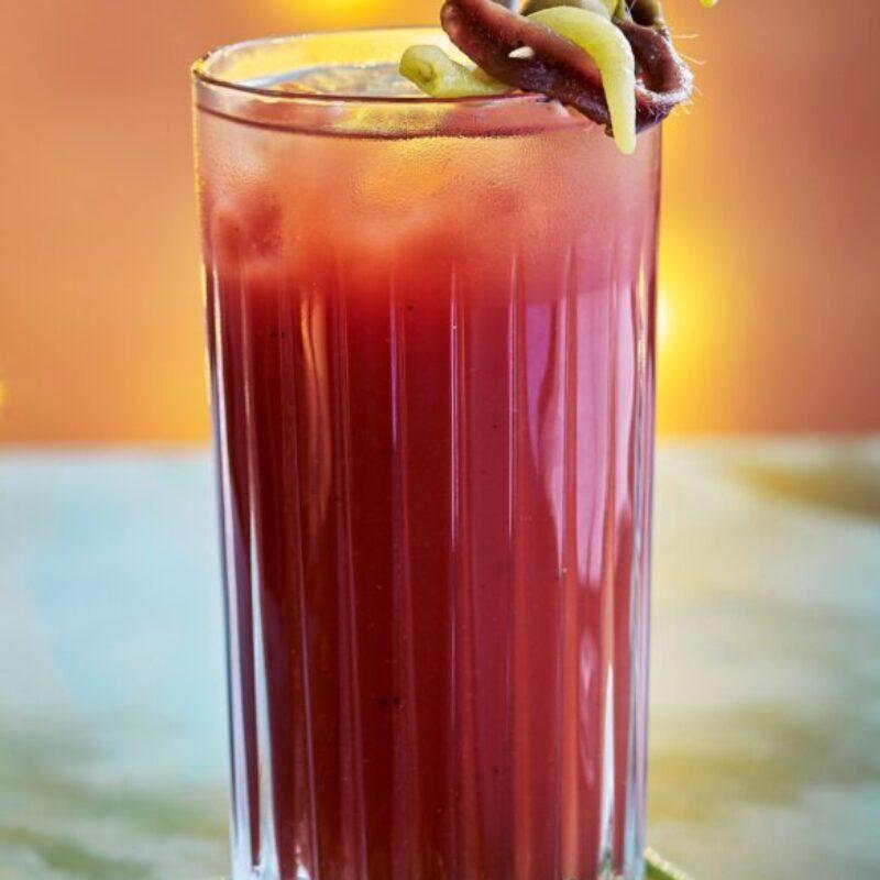 Rețetă de cocktail Bloody Mary cu Sherry
