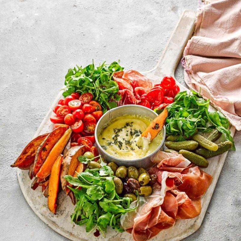 Rețetă de masă de salcam