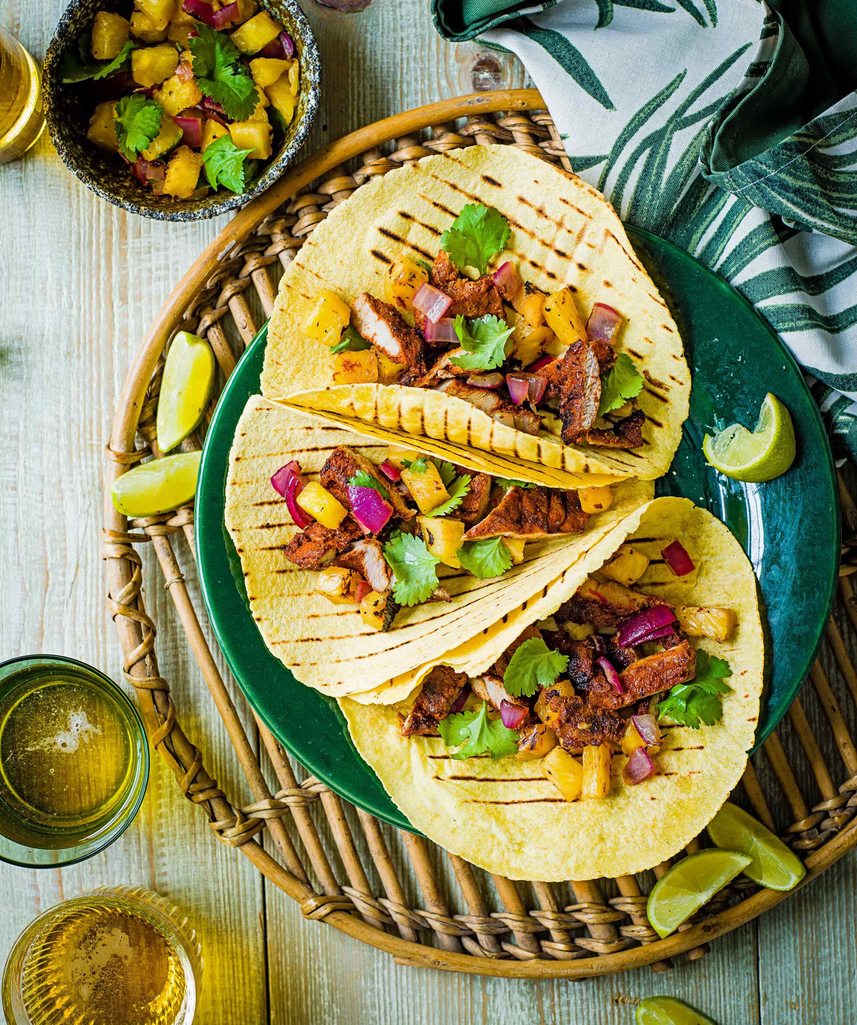 Rețetă Tacos Al Pastor