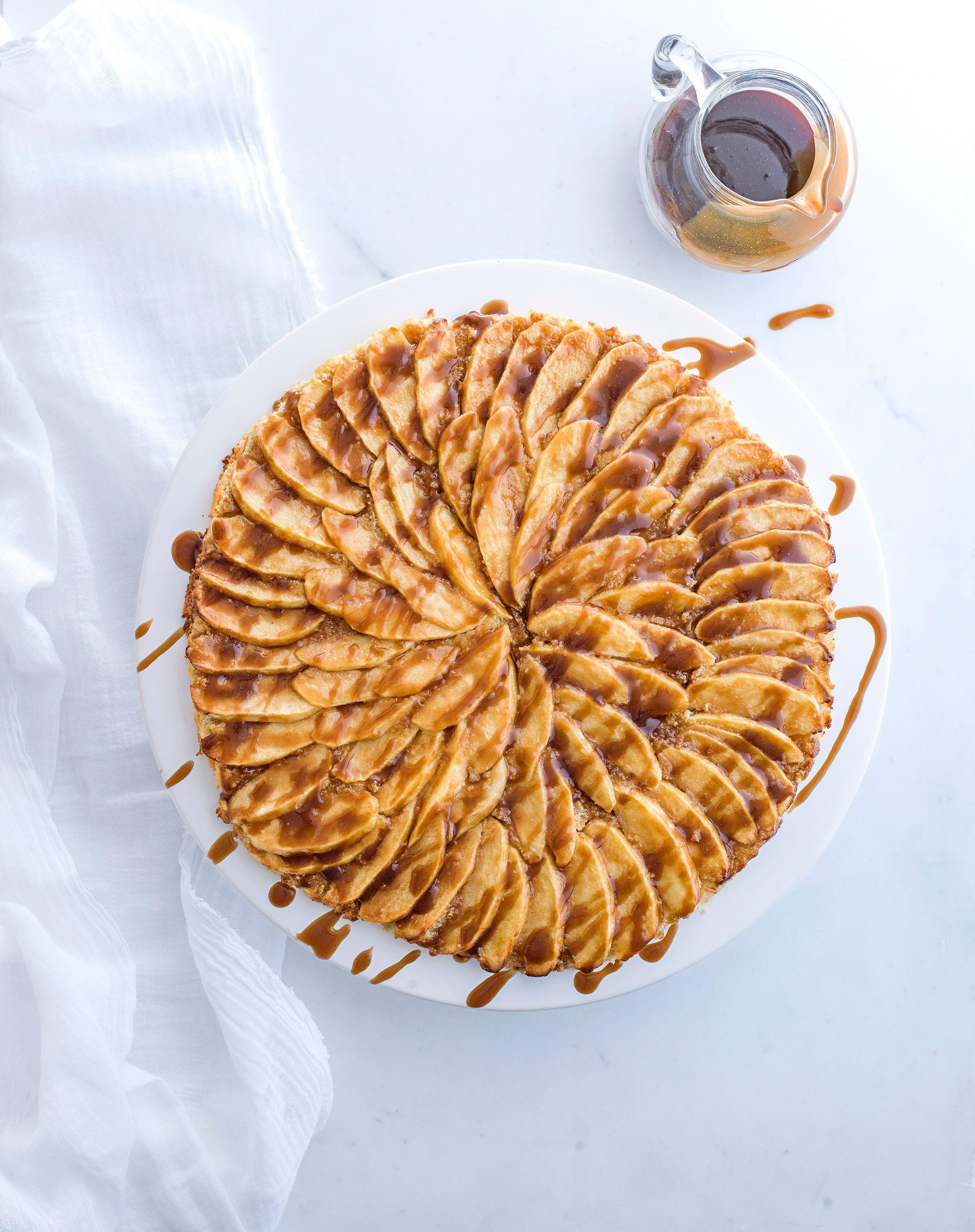 Rețetă de tartă sărată cu butterscotch