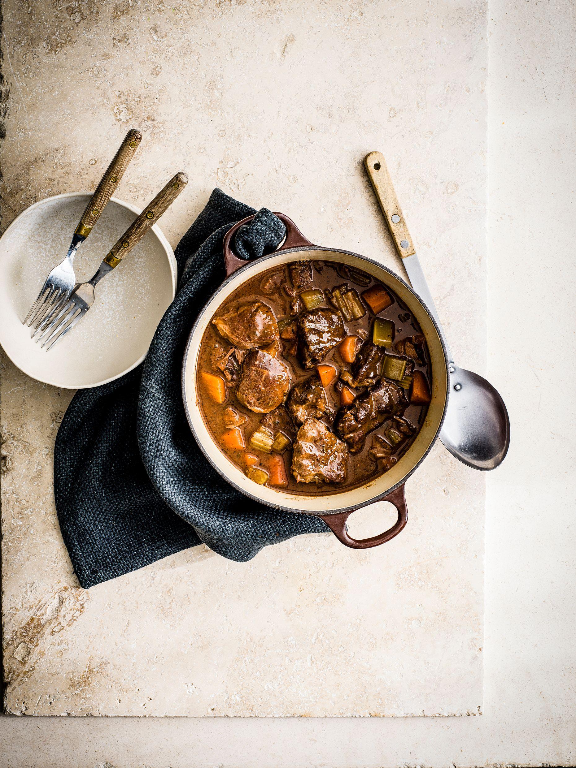 Rețetă Slow Cooker Beef Stew