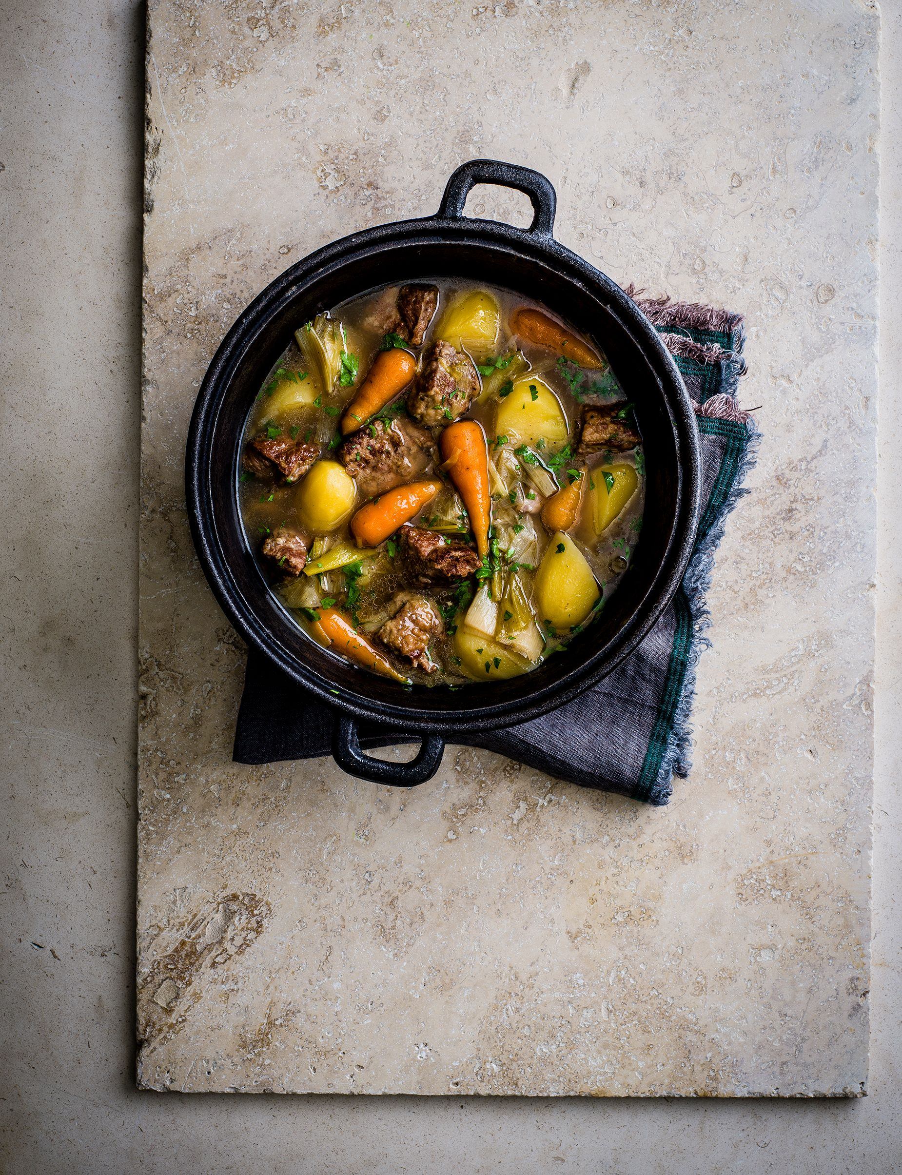 Rețetă Slow Cooker irlandeză