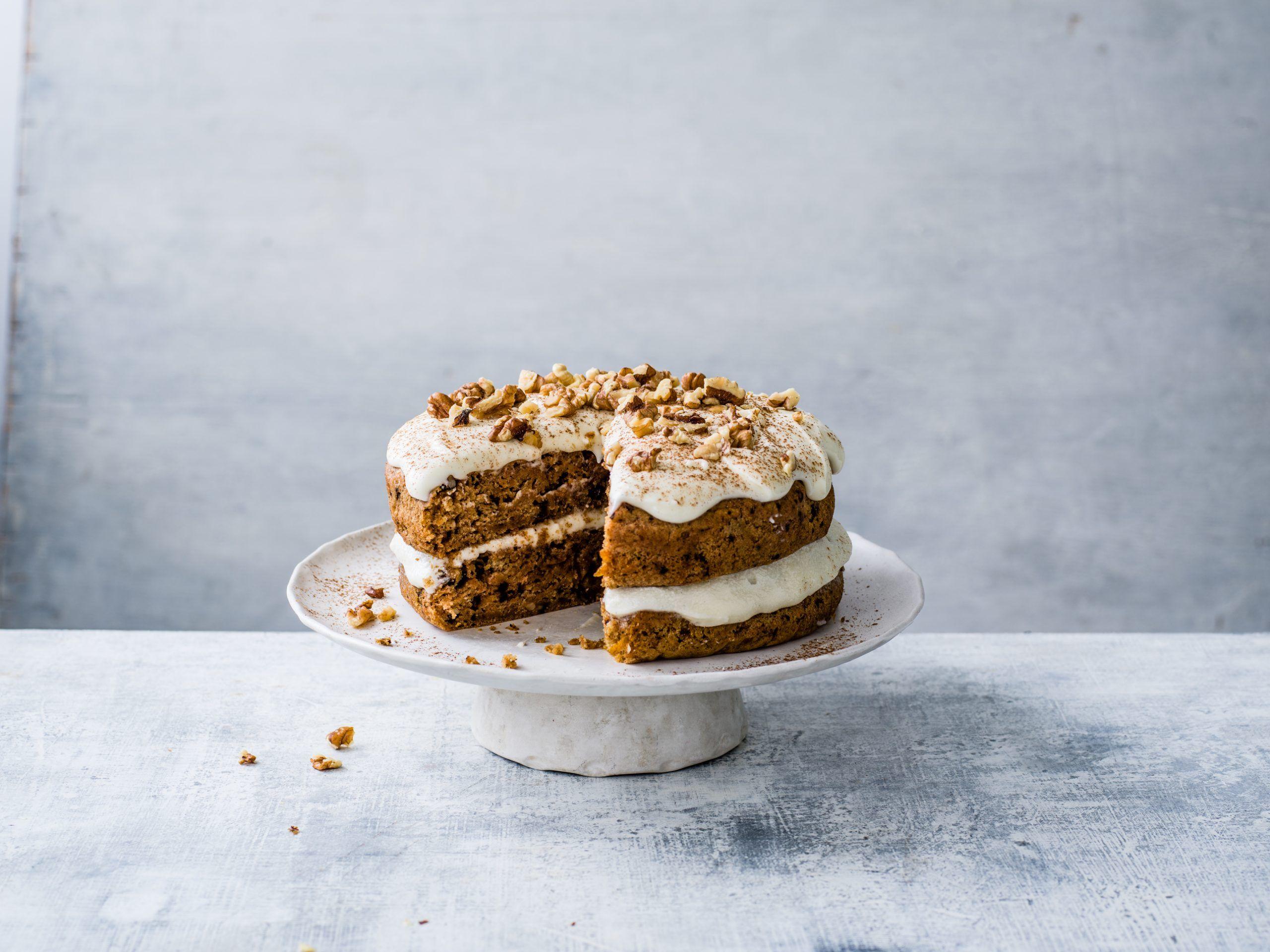 Rețetă ușor de tort tort vegan