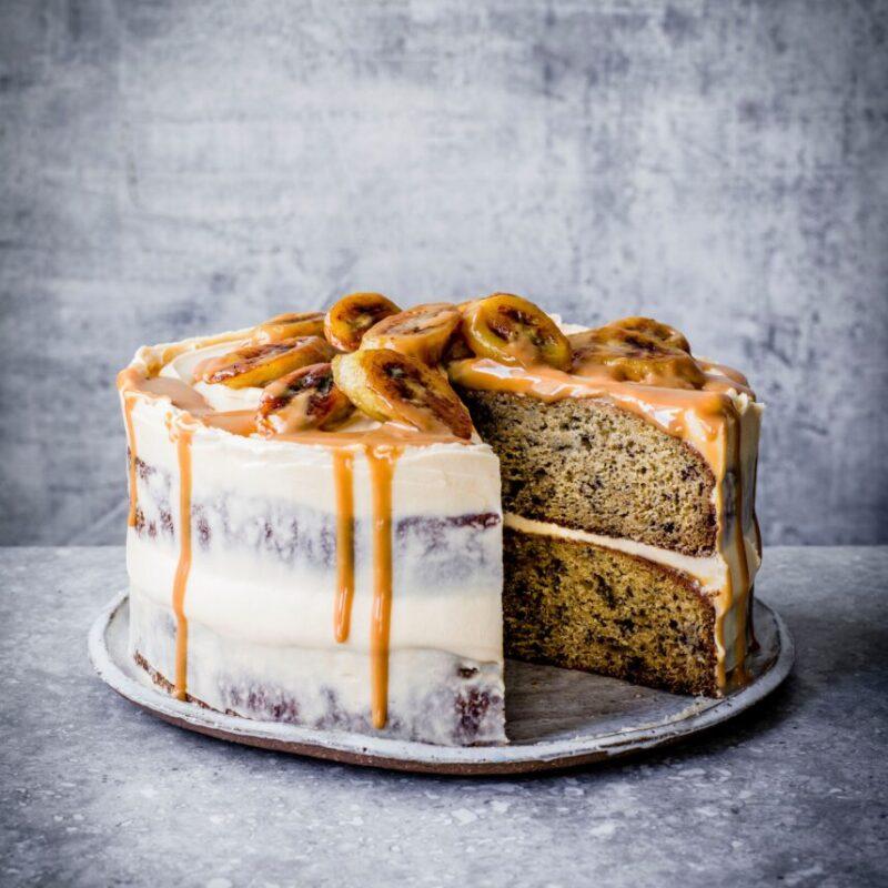 Rețetă de tort Banoffee