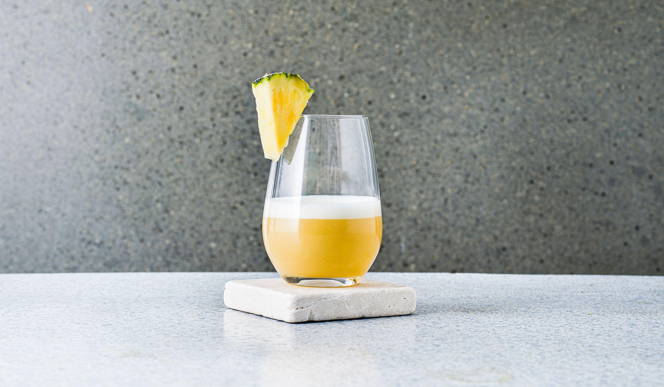 Reteta de ananas Whisky Sour
